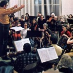 Kansas City Civic Orchestra in 1972, conductor Bruce McIntyre.