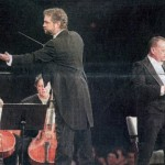 Kansas City Civic Orchestra in 2001, Conductor Jack Ergo.