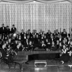 Kansas City Civic Orchestra in 1970, conductor Jay Decker.