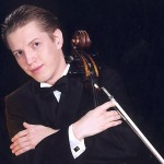Ruslan Biryukov, cello