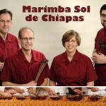 Featured performers Marimba Sol De Chiapas